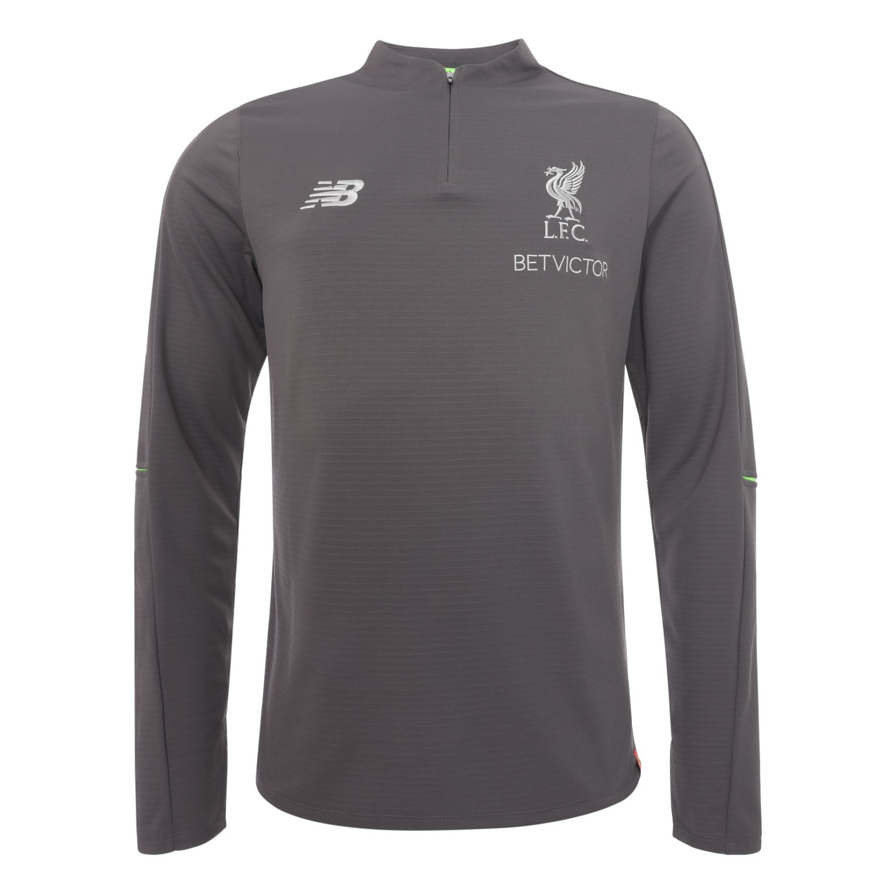 Liverpool FC Camiseta de Entrenamiento LFC Hombre Manga Larga 18 19 LFC  Oficial f71b7a2e6ba6a