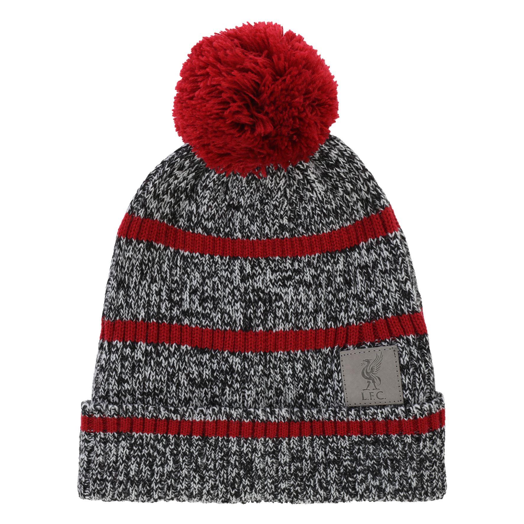b0532e375d2 Liverpool FC Womens Stripe Hat LFC Official 5056145063122