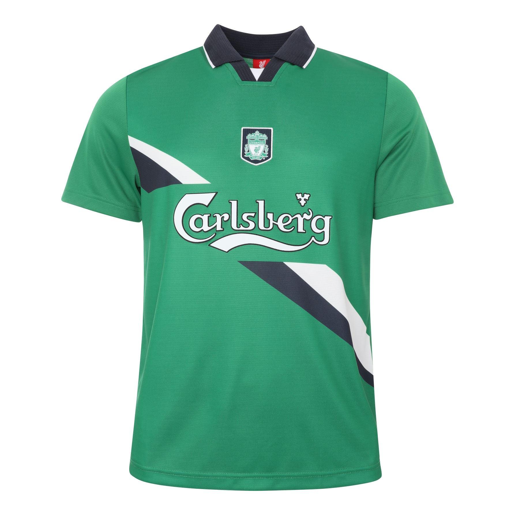 1991 92 Liverpool Away Shirt XL for sale