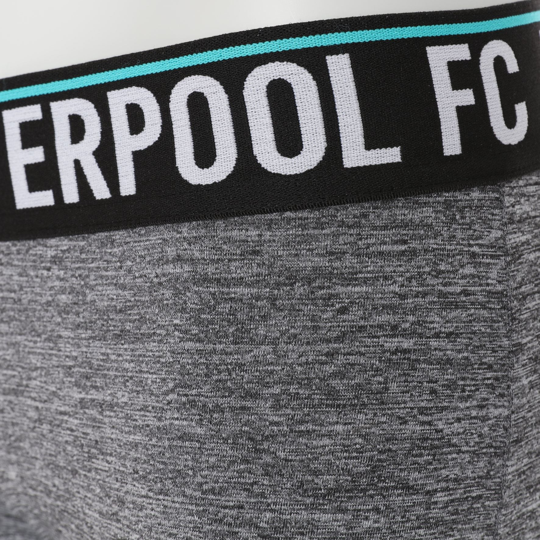 Liverpool FC Black Womens Football Tapered Jogger LFC Official