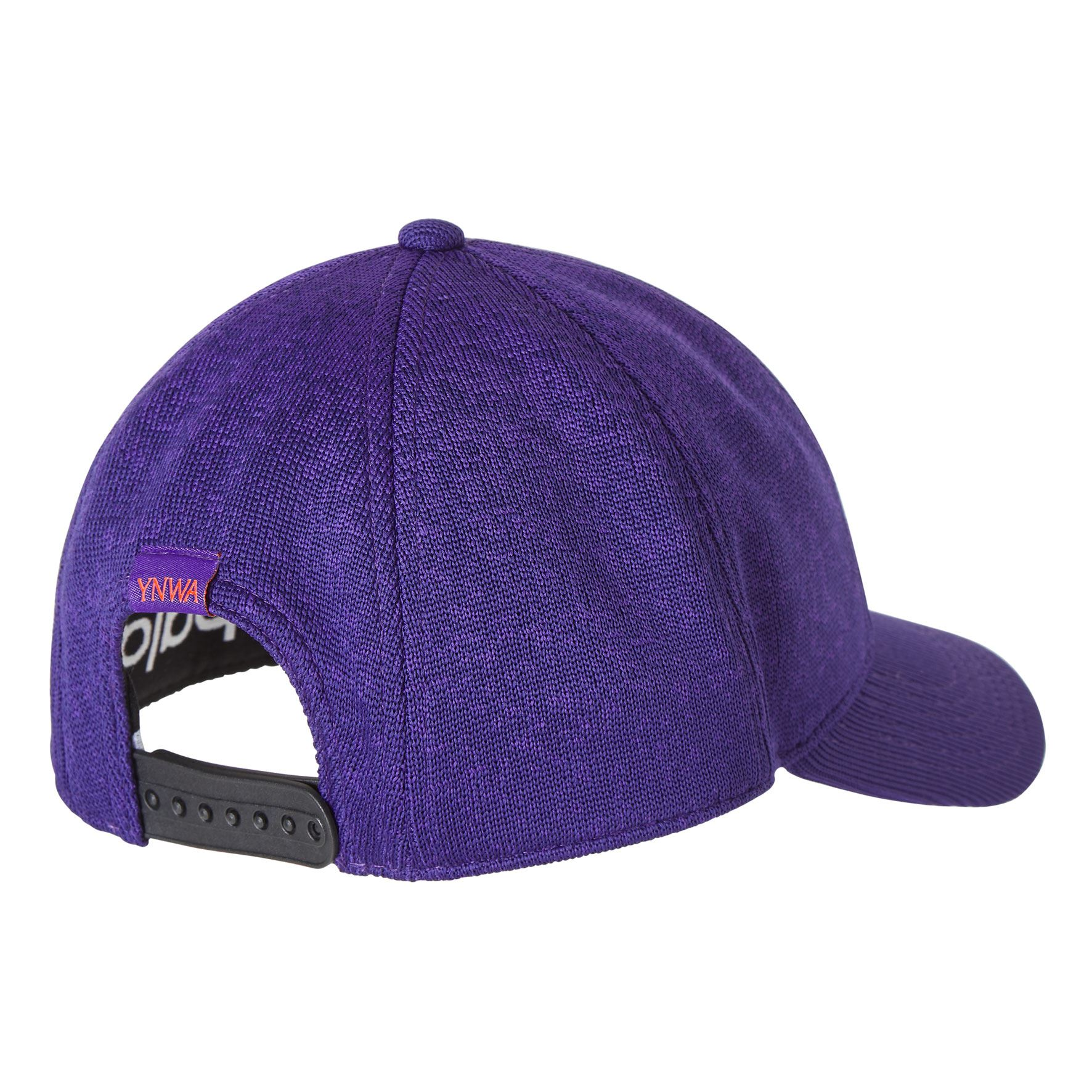 916289a8fcb Liverpool FC NB Purple Klopp Marl Cap 18 19 LFC Official ...