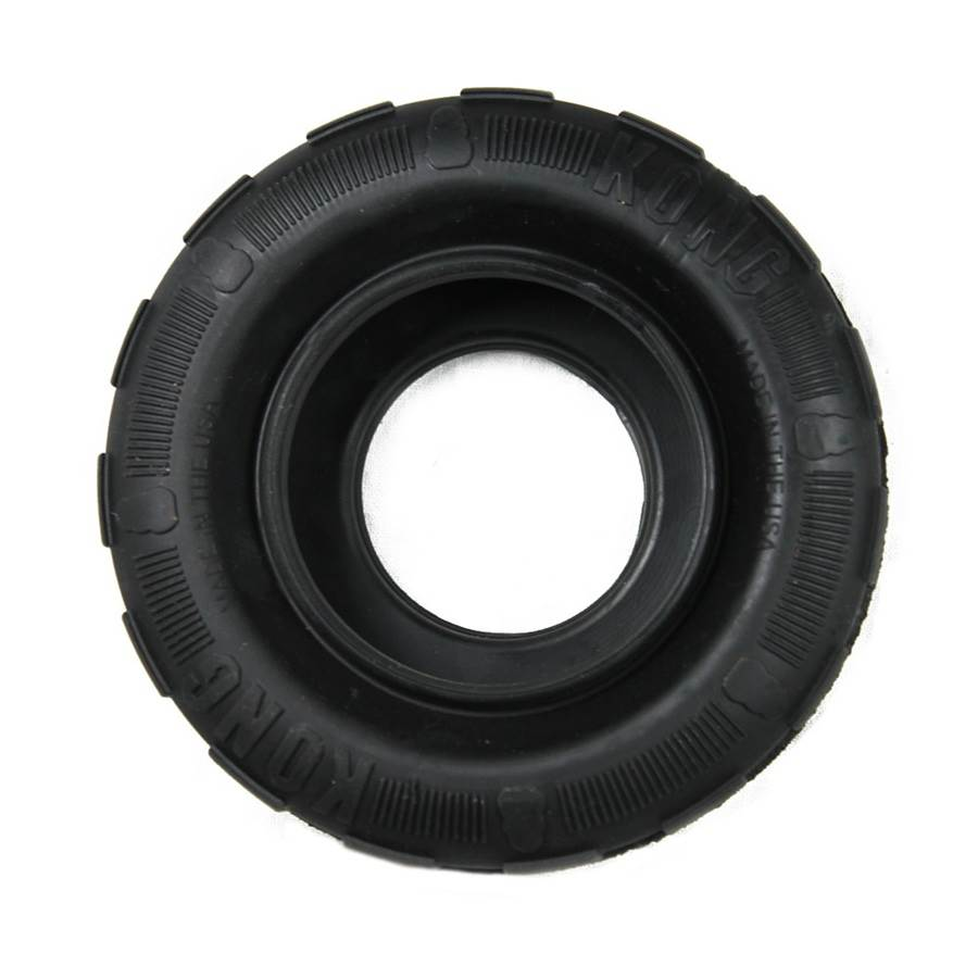 kong traxx extreme ultra durable rubber dog toy tyre for power chewers ebay. Black Bedroom Furniture Sets. Home Design Ideas