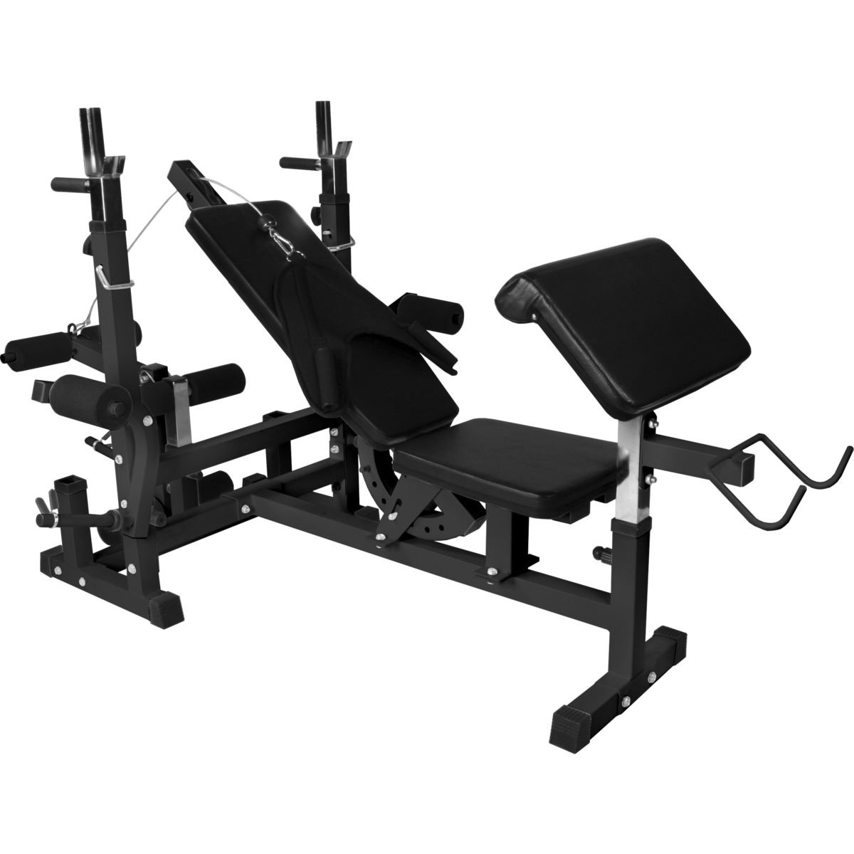 Beau Gorilla Sports Universal Weight Bench Workstation