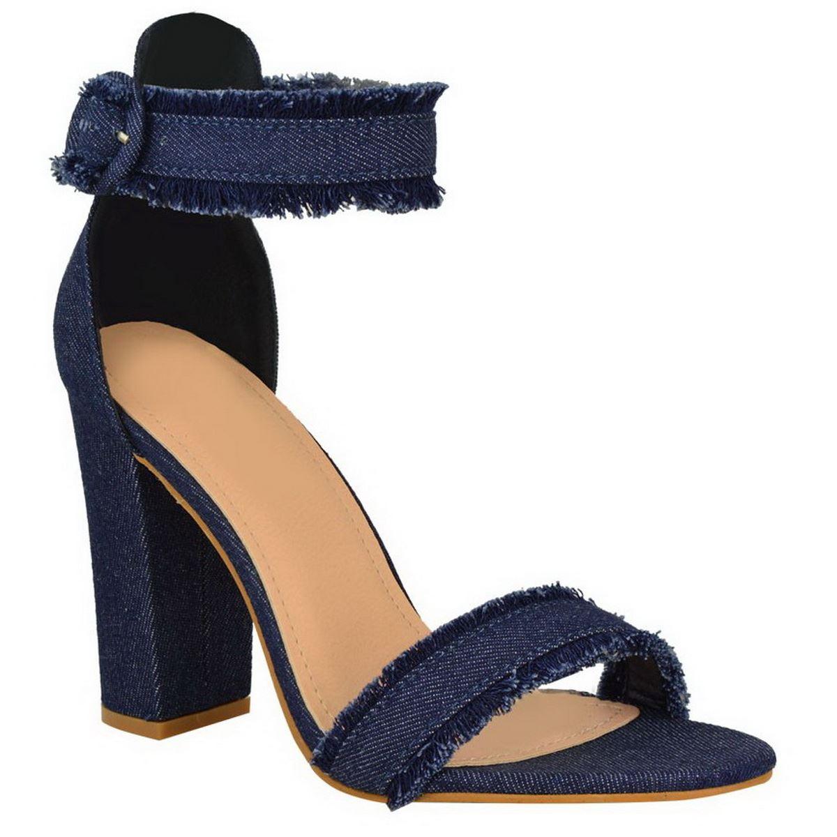Block Heel Shoes Amazon
