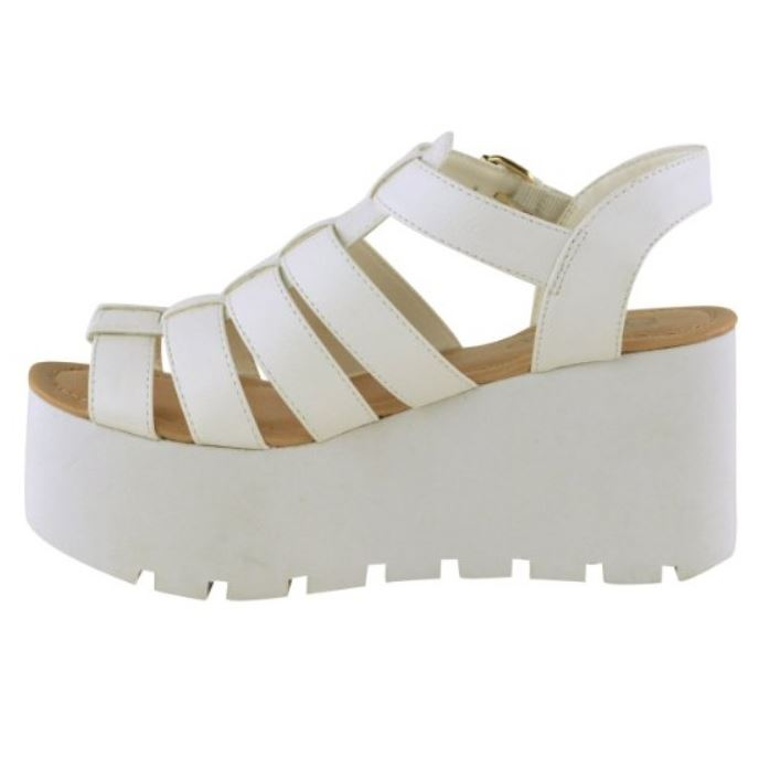 WOMENS-LADIES-CHUNKY-SOLE-GLADIATOR-SUMMER-WEDGES-PLATFORM-SANDALS-SHOES-SIZE