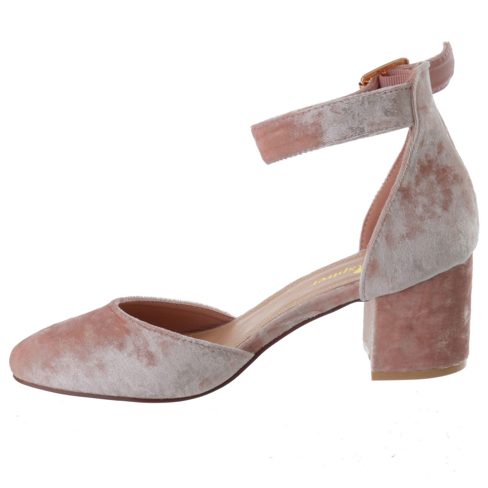 Amazon Block Heel Shoes
