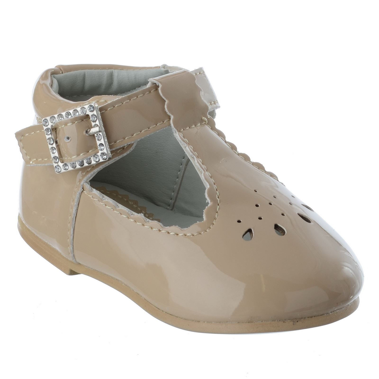 Baby Girl Footwear. Baby shoes for girls are supposed to be cute and practical - and that they are at Crocs™! Our collection comfortable baby girls shoes are just what you need for an early pair of shoes - they weigh only ounces and are easy to clean in case of a mess!