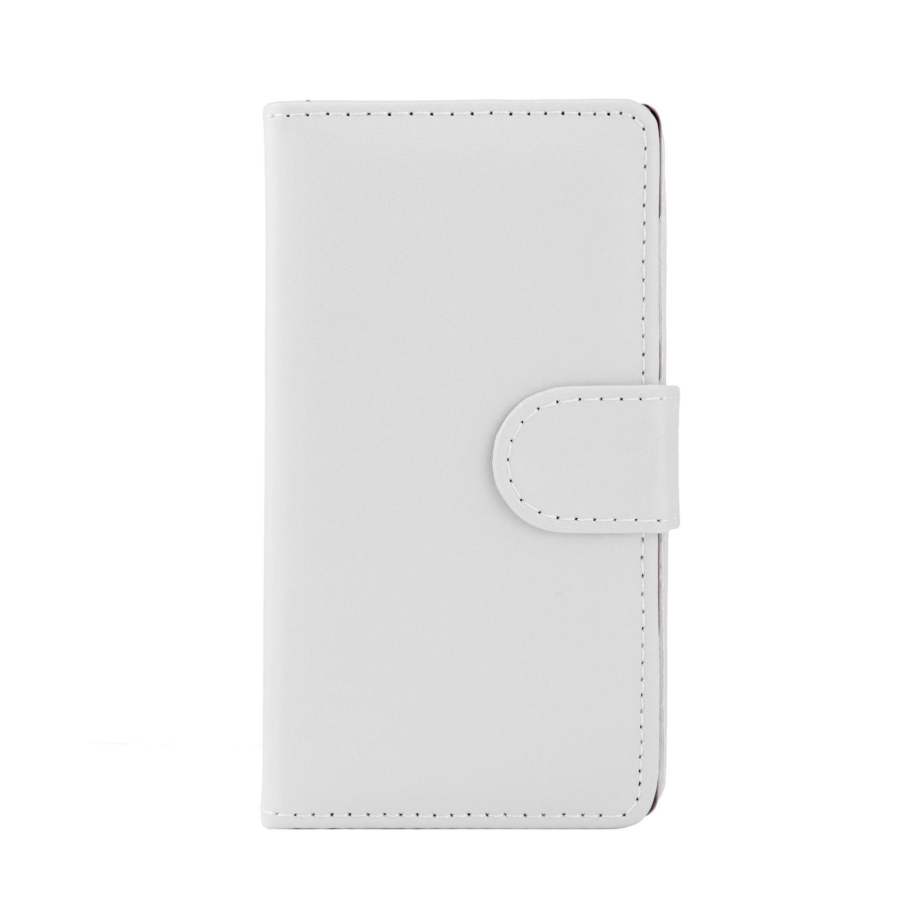 Cuero PU Abatible Billetera Estuche Cubierta para Microsoft Lumia 950 Libro de la serie 32nd