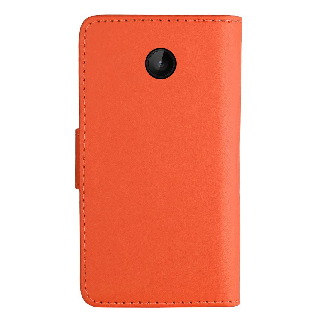 32nd-Book-Series-Synthetic-PU-Leather-Flip-Wallet-Case-Cover-Nokia-Lumia-630 thumbnail 25