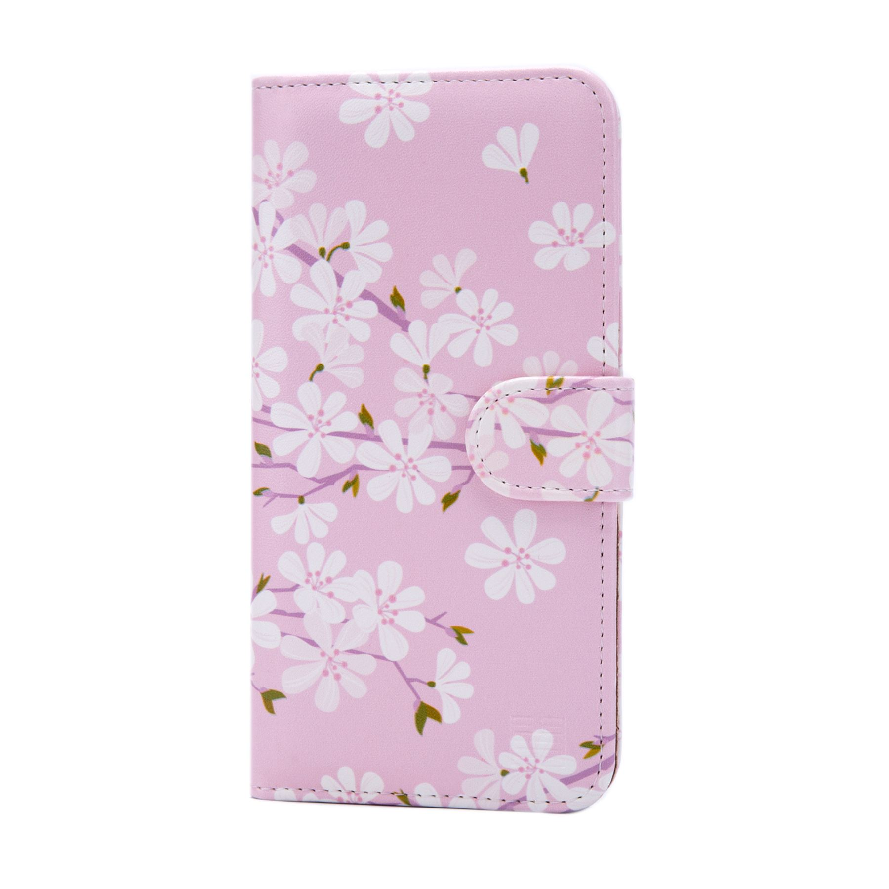 PU-Leather-Floral-Design-Book-Wallet-Case-Cover-For-Google-Pixel thumbnail 8