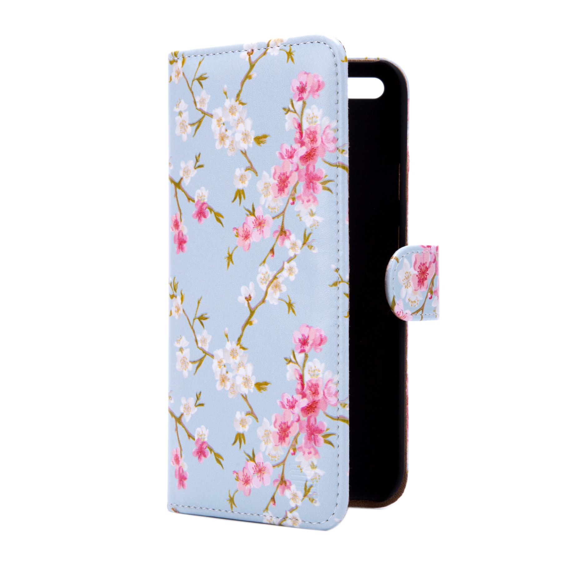PU-Leather-Floral-Design-Book-Wallet-Case-Cover-For-Google-Pixel thumbnail 34