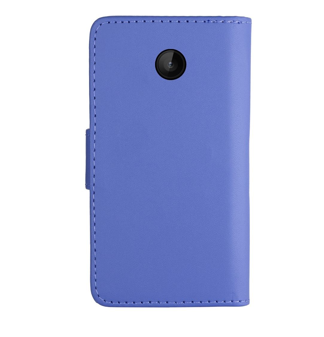 32nd-Book-Series-Synthetic-PU-Leather-Flip-Wallet-Case-Cover-Nokia-Lumia-630 thumbnail 13