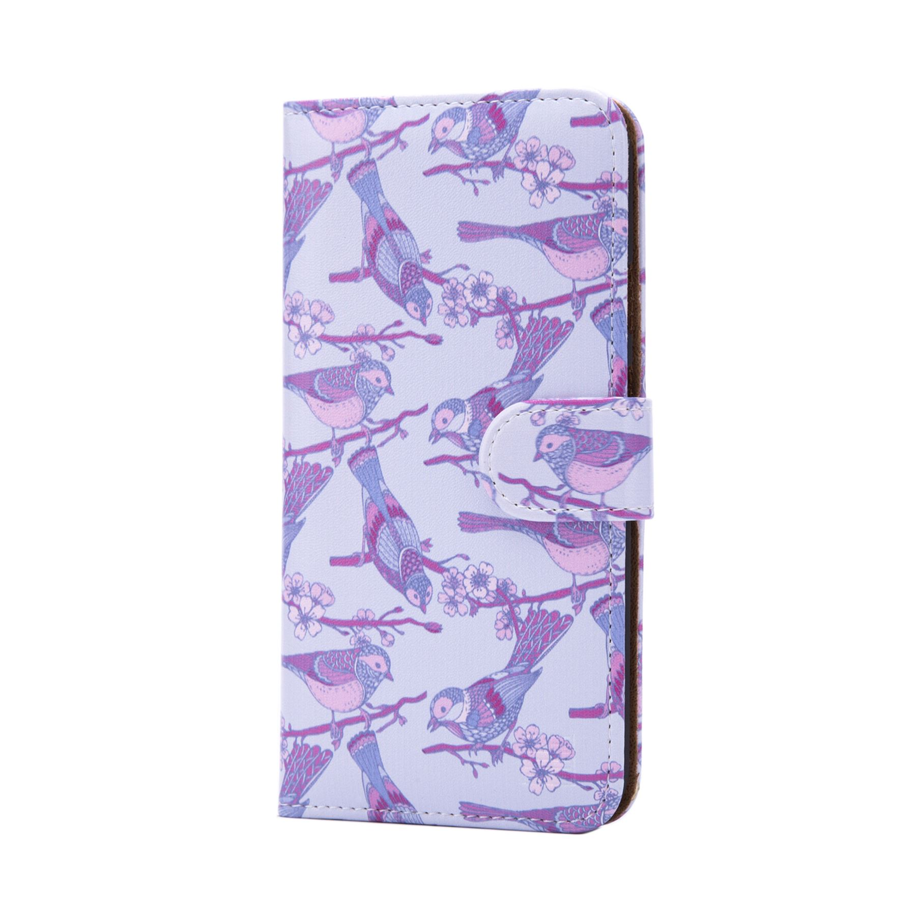 PU-Leather-Floral-Design-Book-Wallet-Case-Cover-For-Google-Pixel thumbnail 14
