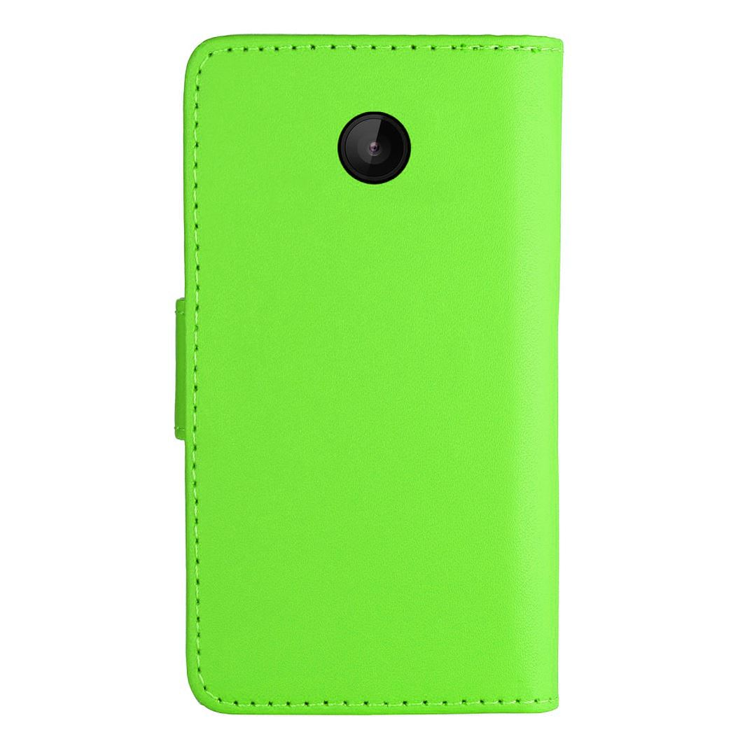 32nd-Book-Series-Synthetic-PU-Leather-Flip-Wallet-Case-Cover-Nokia-Lumia-620 thumbnail 13