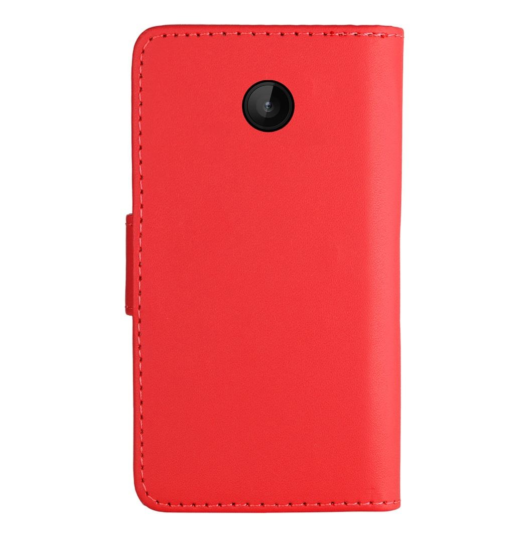 32nd-Book-Series-Synthetic-PU-Leather-Flip-Wallet-Case-Cover-Nokia-Lumia-630 thumbnail 33