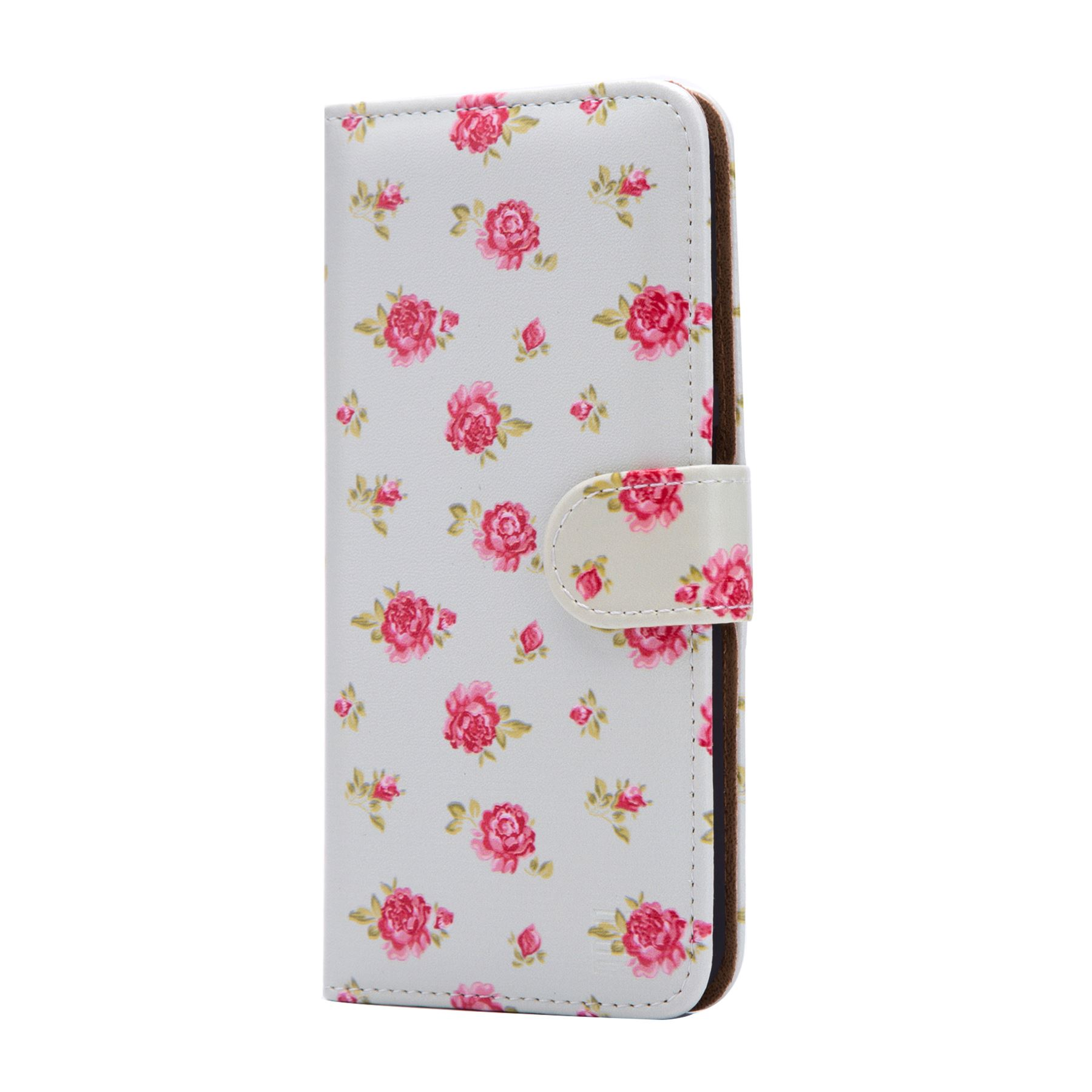 PU-Leather-Floral-Design-Book-Wallet-Case-Cover-For-Google-Pixel thumbnail 50