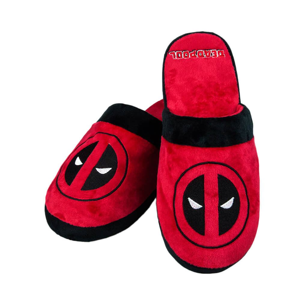 Loot Crate Exclusive Marvel Deadpool Bunny Slippers Size XL New with tags