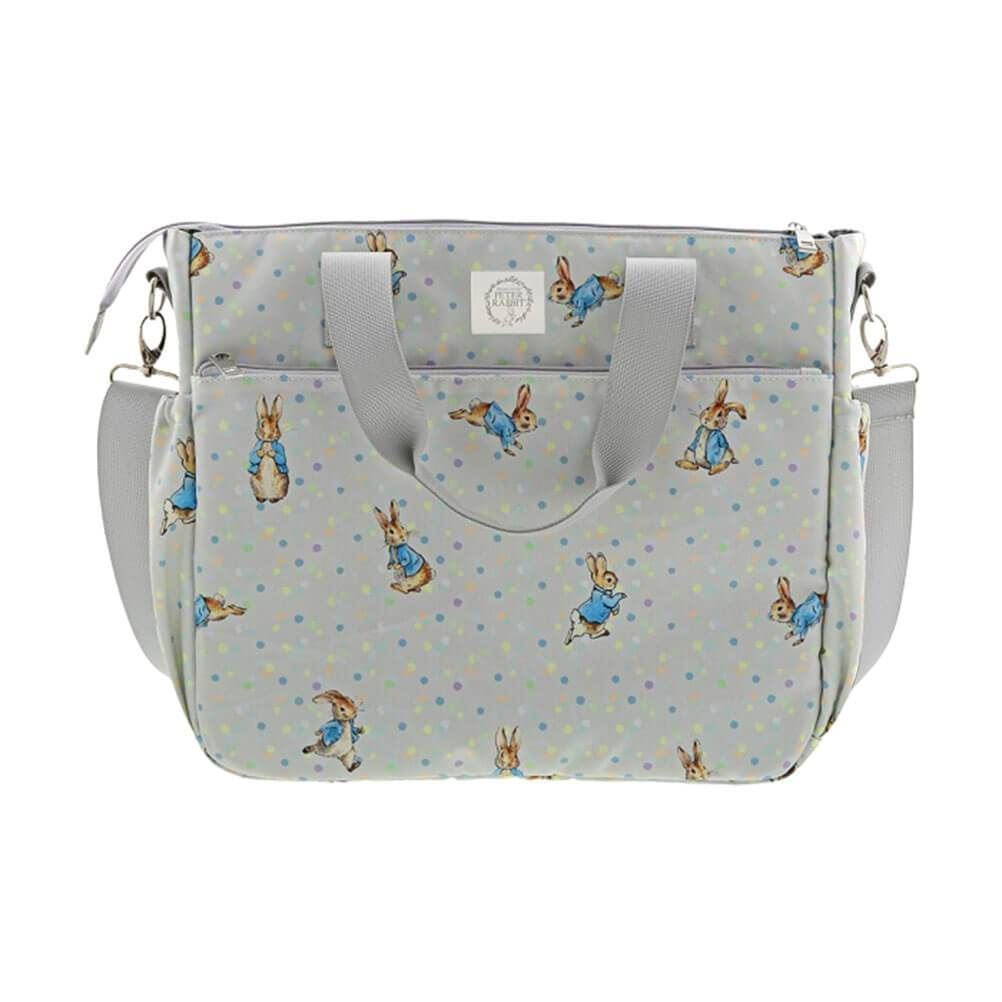 Classic Peter Rabbit /& Mum Nappy Changing Bag//travel Mat /& Wipes//nappy Holder