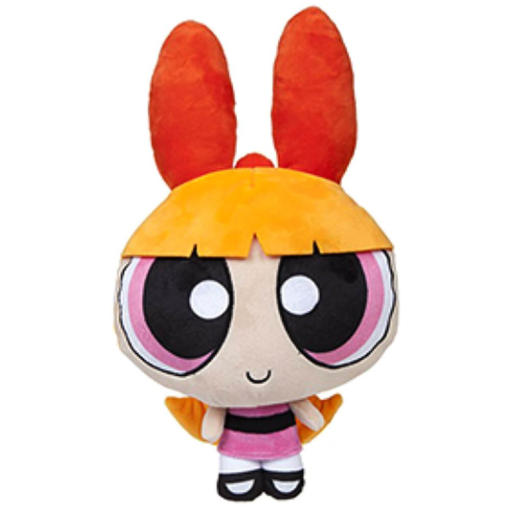 My Puffed Self As Toy Chica: Official Retro TV Powerpuff Girls Blossom Plush Soft Toy