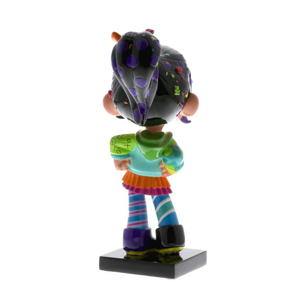 Disney Britto Vanellope Figurine Enesco 6003354 Wreck It Ralph