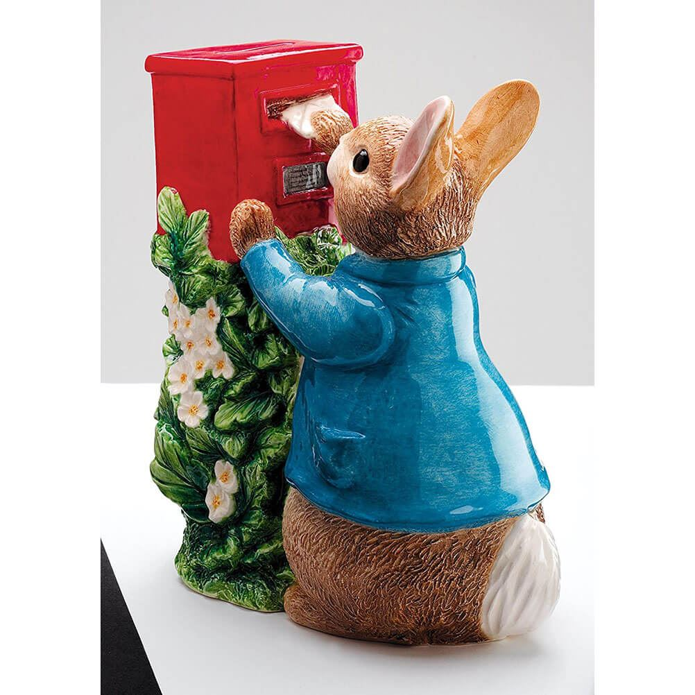 Officially Licensed Beatrix Potter Peter Rabbit New Baby Money Bank