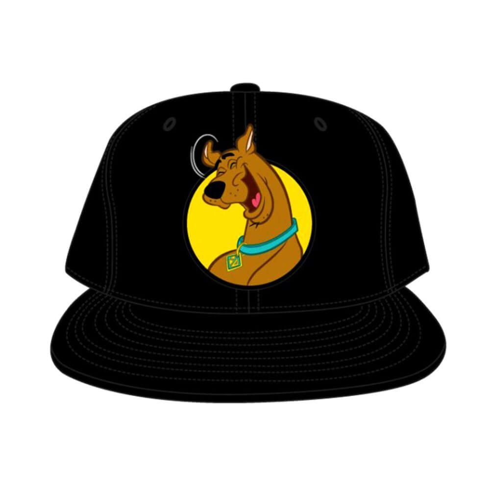 4d86999b553 Details about Official Licensed Warner Bros. Scooby-Doo Black Snapback Cap  Hat