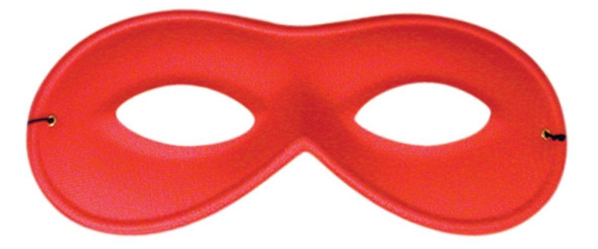 Adult Superhero Masquerade Domino Zorro Burglar Fancy Dress