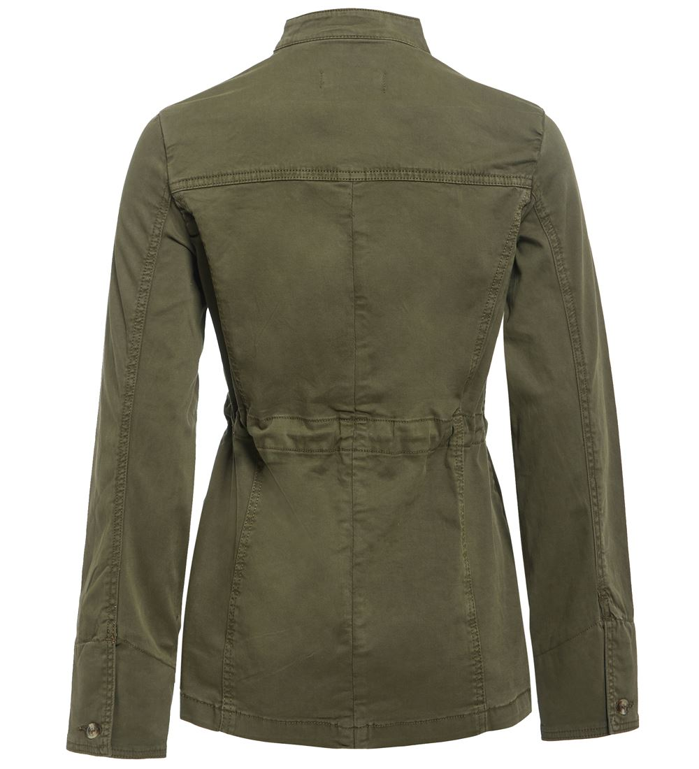 Ladies Plus 32 10 Size Utility Stone Trench Coat Womens Jacket nYYq1xBwra