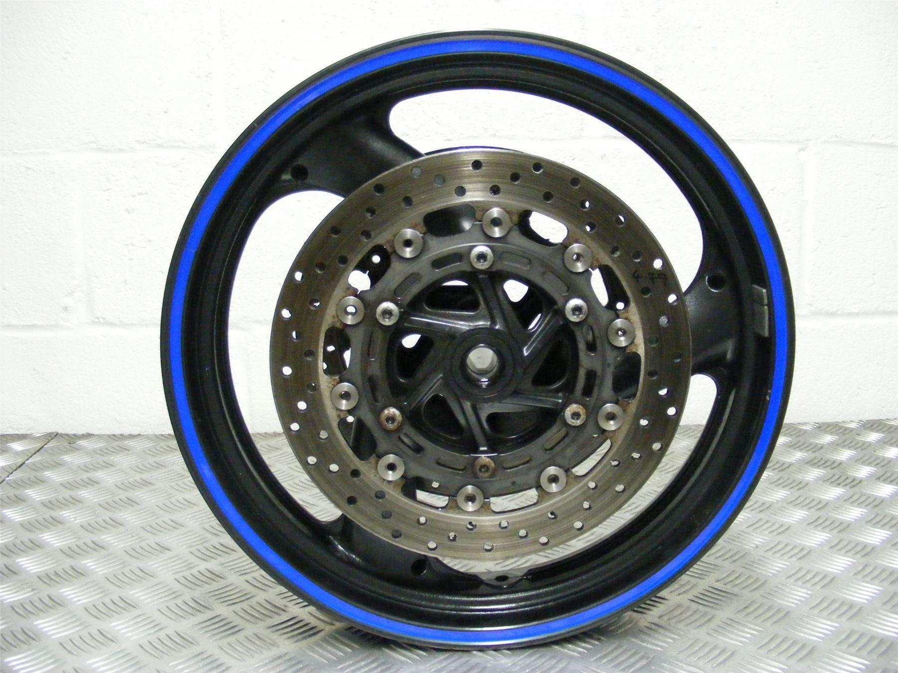 Yamaha Yzf 1000 R >> Yamaha Yzf1000r Yzf 1000 R Yzf1000 Thunderace 1997 Front Wheel