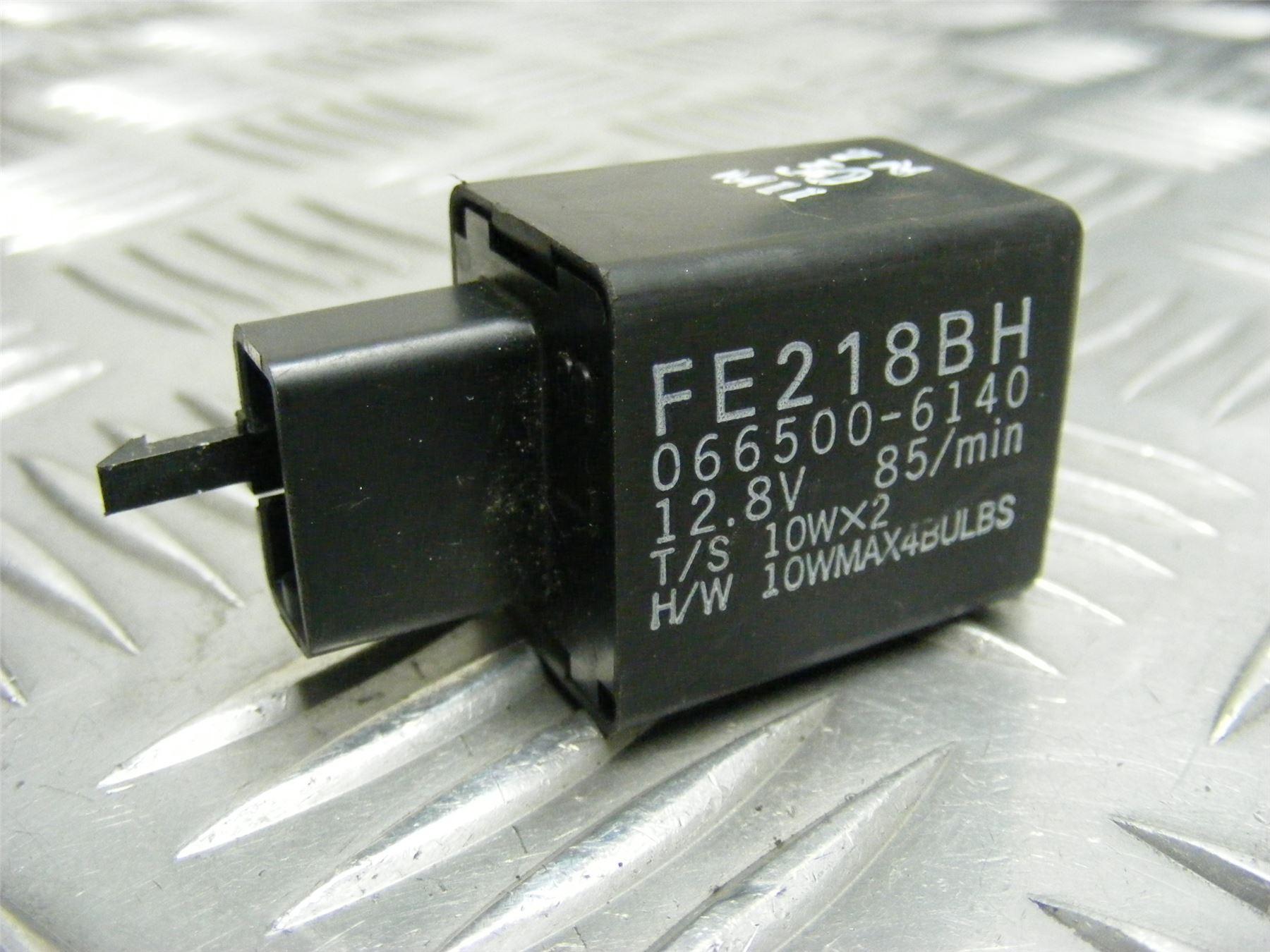 Kawasaki Z1000sx Z1000 Sx 2012 Indicator Relay 142 Ebay Lighting System Circuit