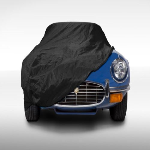 Porsche 997 C4S Sahara Indoor fitted Car Cover