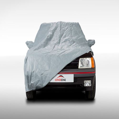 Fitted Waterproof Stormforce Car Cover for Land Rover Range Rover SUV 2002-On