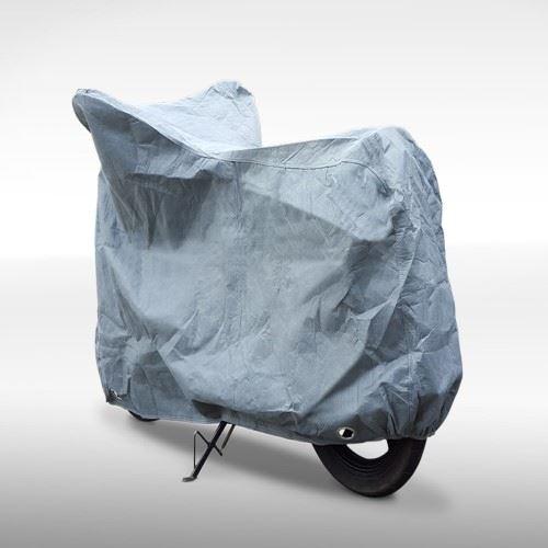 3F89 Beschützer Wasserdichte Abdeckung Premium Fahrrad Grau Staubschutz Motorrad
