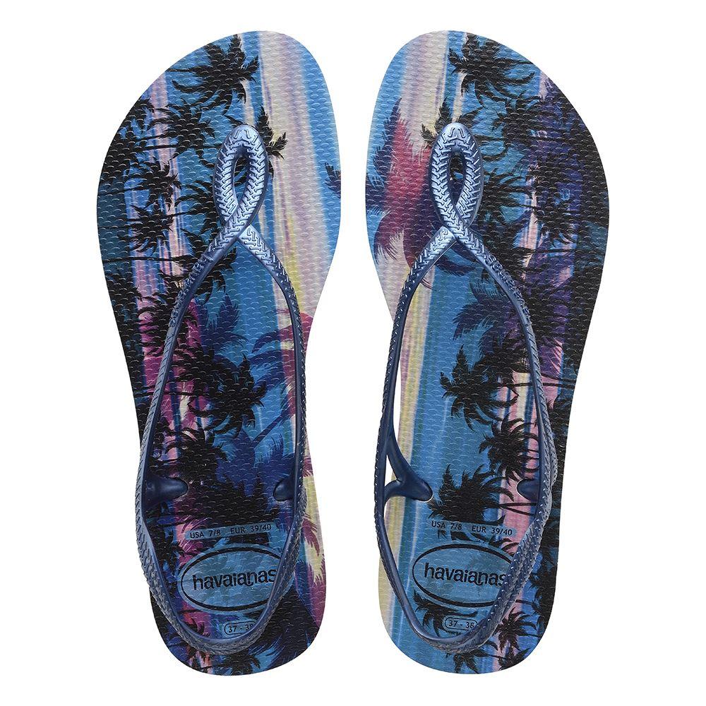 ccac10c89 Havaianas Brazil Women Slim Flip Flops Sexy Luna Sandal