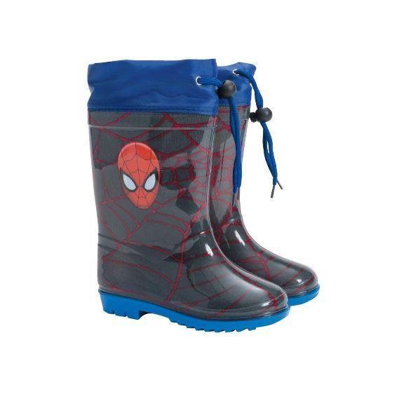 Disney Spider-Man Rain Boot Toddler//Little Kid