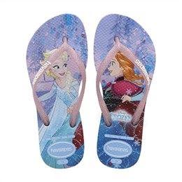 16a8eaac60d2 Havaianas Girls Slim Frozen Lavander Flip Flops Summer Shoes