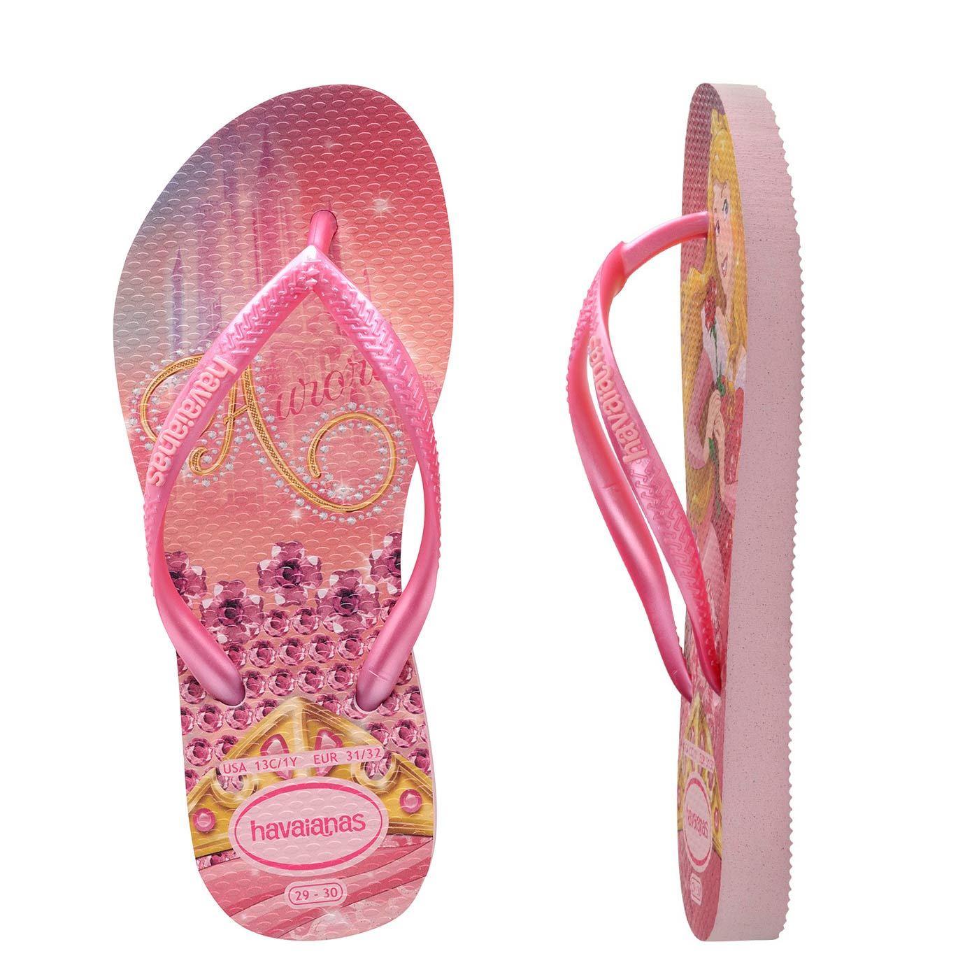 Havaianas Slim Princess Aurora Flip Flops PBUaa9nNCl