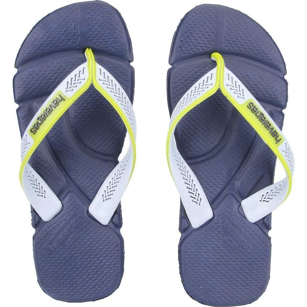 c12c99121850 Havaianas Authentic Brazil  power  Mens Flip Flops Navy Blue ice Grey UK 8.  About this product. 63 sold. Picture 1 of 3  Picture 2 of 3 ...