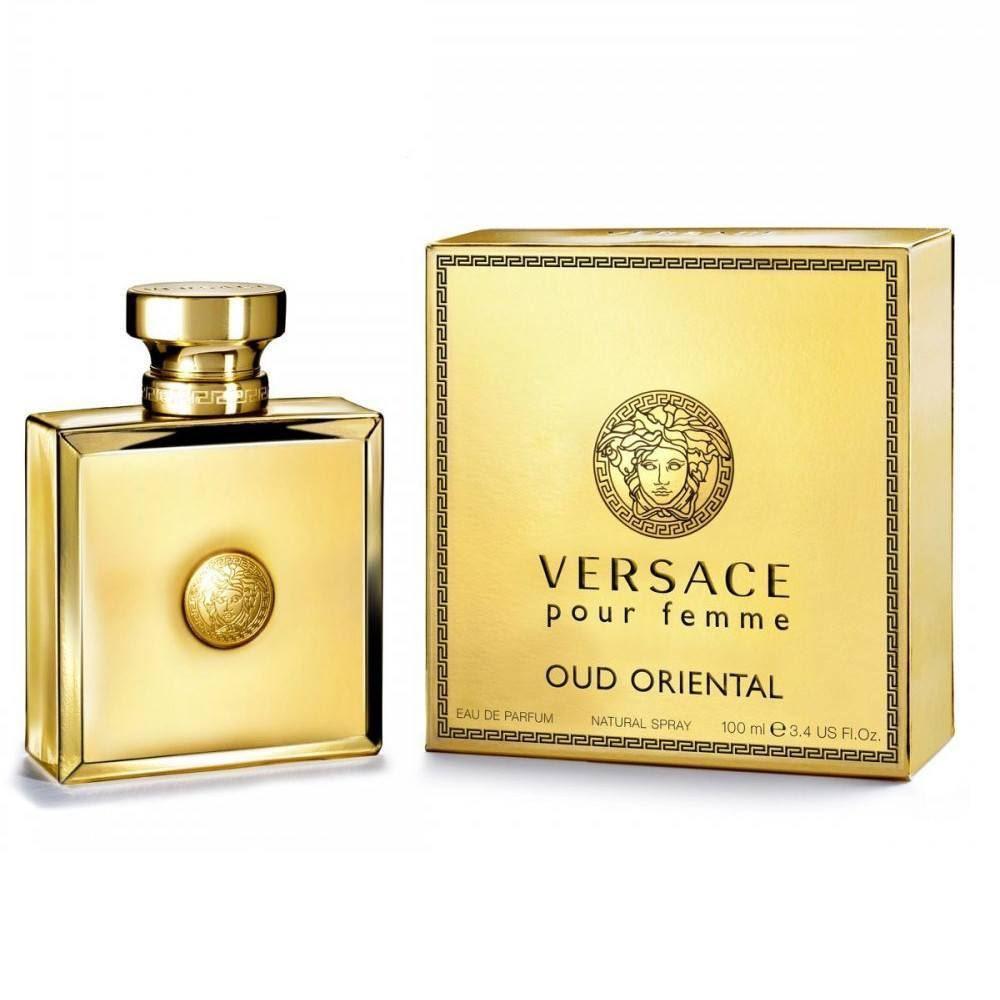 Versace Oud Oriental Eau De Parfum For Women 100 ml 3.4 fl.oz ... ae980a91d5a