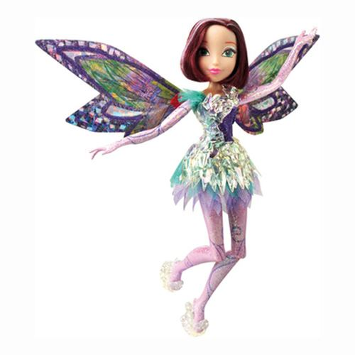 Winx Club Tynix Fairy Bloom Doll Figure Tv Serie 7