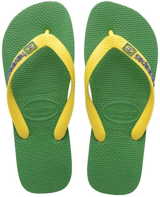 Havaianas-Brasil-Logo-Men-039-s-Youth-Flip-Flops-Sandals-Vary-Size-amp-Colors