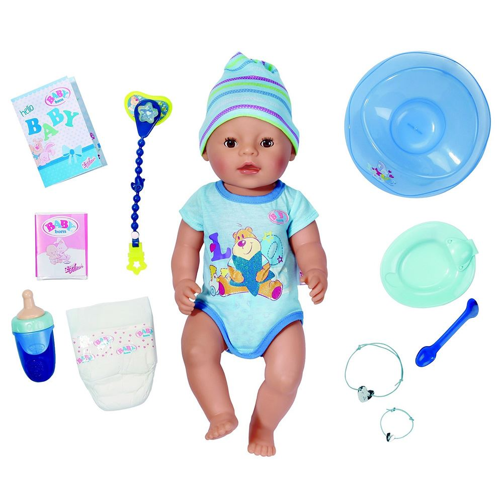 Baby Born Interactive Boy Doll Parts Accessories Zapf