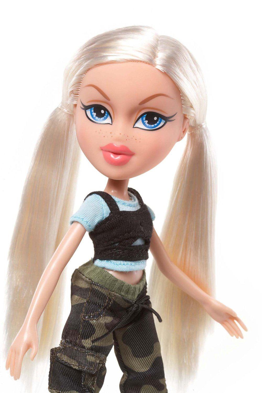 bratz fierce fitness doll cloe bratz figure with