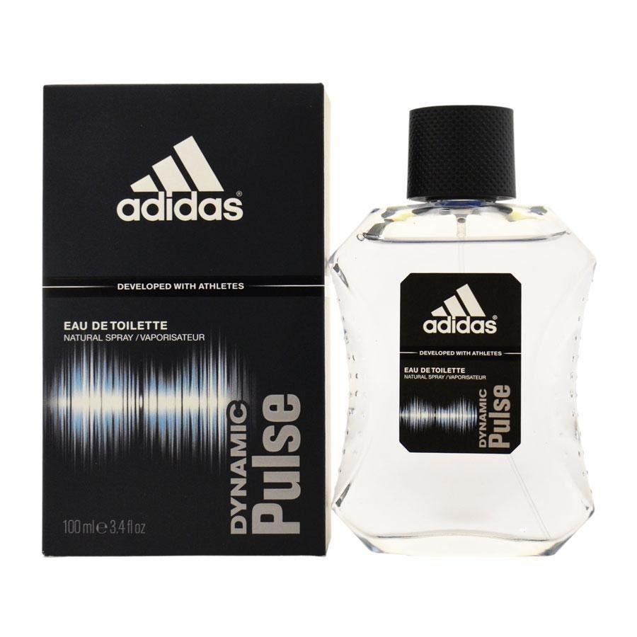 Details about Eau De Toilette Adidas Dynamic Pulse Natural Spray For Men 100 ml 3.4 fl.oz