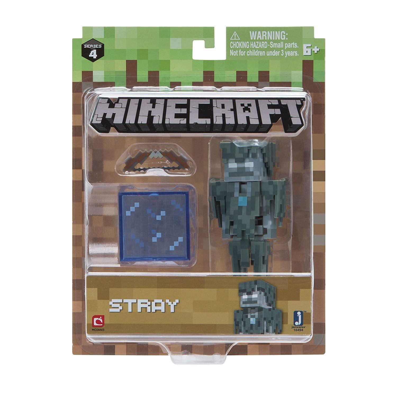 Minecraft Serie 4 figura callejeros