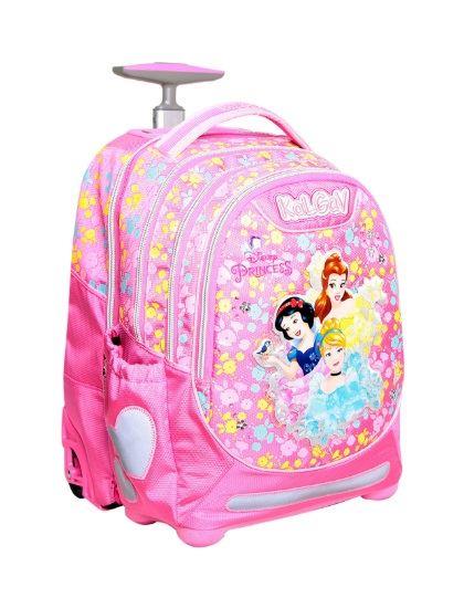 Boys Mickey Mouse Backpack Avengers Bag Girls Princess Backpack School Bag