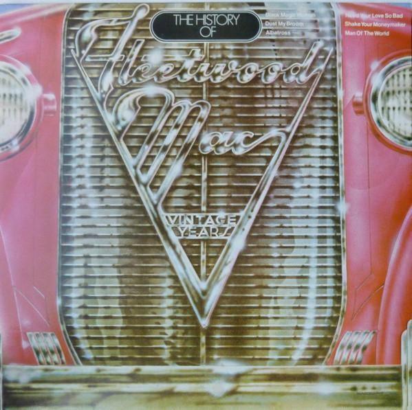 The History Of Fleetwood Mac Vintage Years Fleetwood