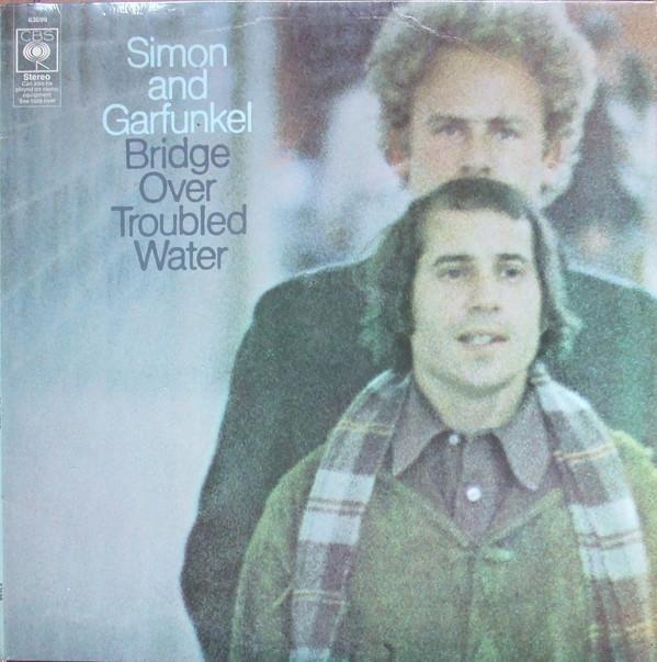 Bridge Over Troubled Water Uk 1970 Simon And Garfunkel