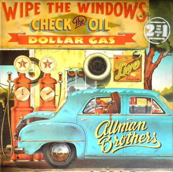 Wipe The Windows Check The Oil Dollar Gas Uk 1976