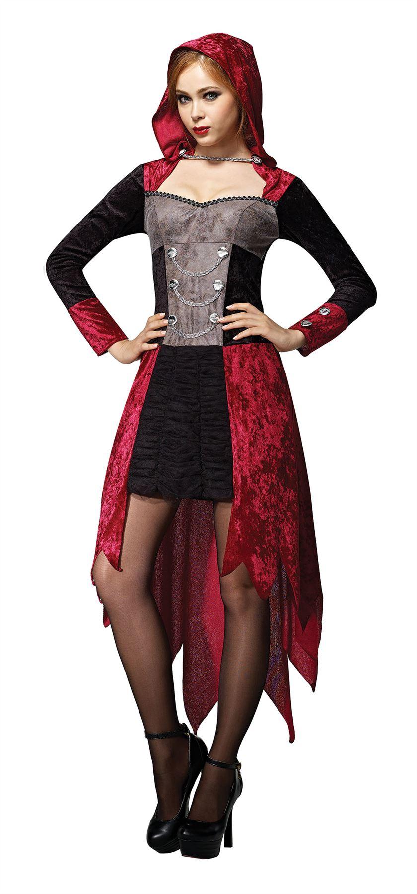 dämon maiden, teufel, frauen halloween-kostüme #de | ebay